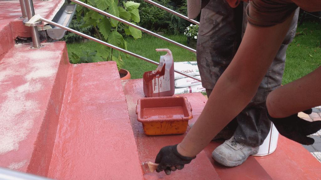 uszczelnienie balkonu